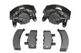automotive brake parts poster