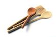 lot de cuilliere en bois