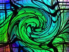 Farbe swirl 3