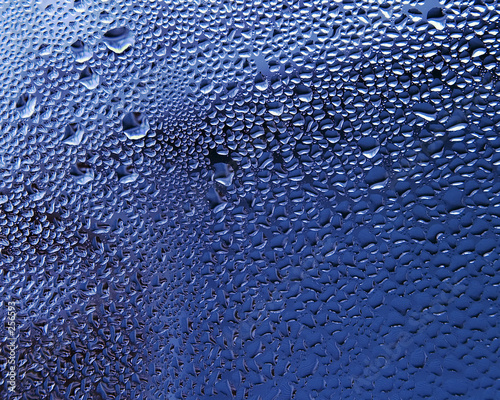 canvas print picture water droplet texture