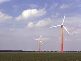 modern windmills 3 poster