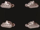 tanks - copy space poster