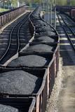 coal wagons