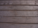 wooden deck poster