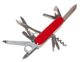 swiss knife poster