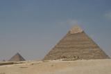 egyptian pyramids poster