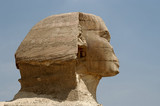 sphinx head poster