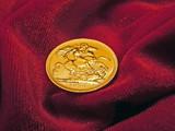 royal gold poster