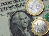 euro vs dollar poster