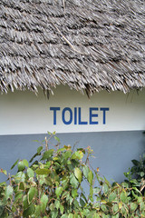 toilet, africa