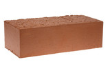 Fototapety red solid brick