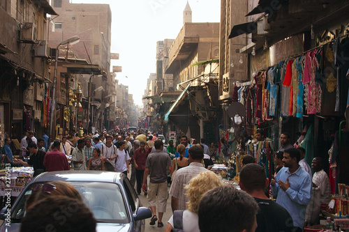 Plexiglas Egypte cairo