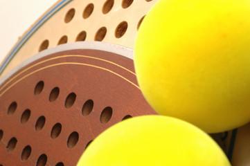 balls and paddles