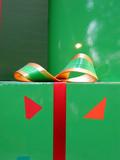 gift & ribbon poster