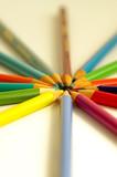 pencils closeup poster