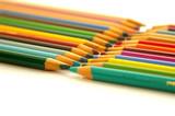 pencil rows poster