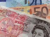 euros vs sterling poster