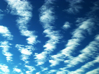 sky in perspective