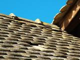 roof diagonal poster