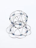 wire isolated object poster