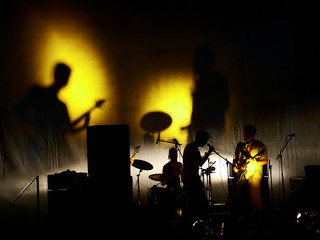 concert band shadows