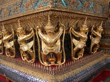 temple of the emerald buddha 1 poster