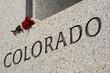 colorado memorial rose
