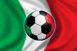 soccer in italy poster
