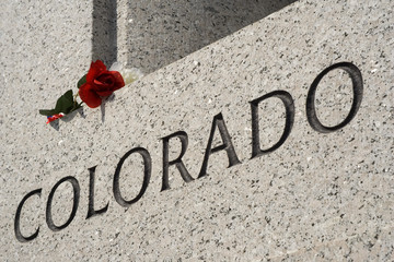 colorado memorial rose