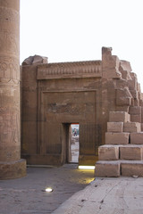 temple at com-ombo - egypt