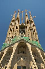 sagrada di familia à barcelone