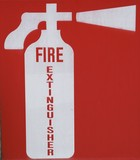 fire symbol poster