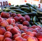 peaches for sale