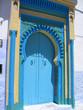 blue door #2