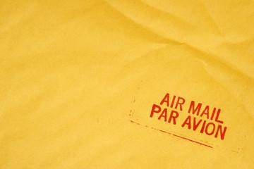 correo por avion