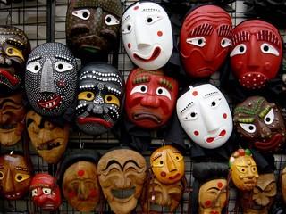 masques coréens