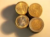 euros vus du ciel poster
