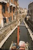 venetian road construction poster