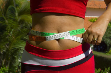 small waist