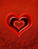 valentines day design poster