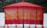 japanese umbrella poster