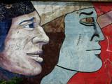 deux portraits mexicains poster