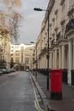 london postbox #1 poster