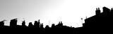 london skyline #1 poster