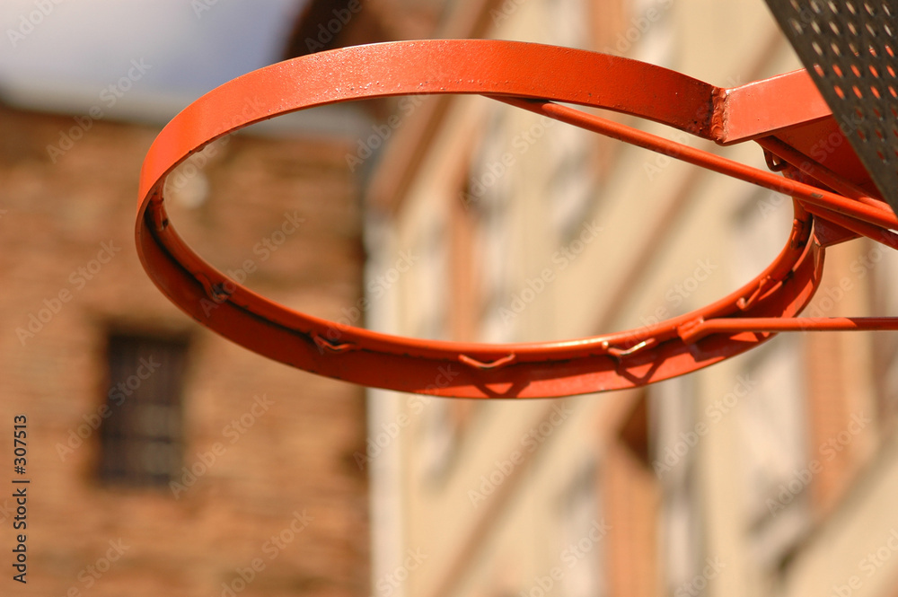sport koszykówka piłka - powiększenie