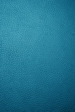 blue leather - macro poster