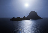 the magical island of es vedra poster
