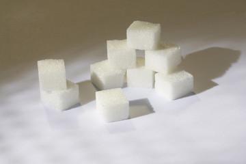 sugarcube -  zuckerwürfel