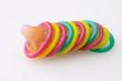 colored condoms - farbige kondome