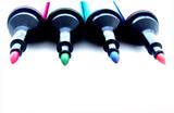 marker pens poster